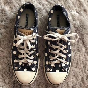 All Star Converse - Size 9